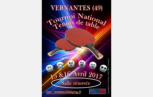 L'Affiche officiel du Tournoi