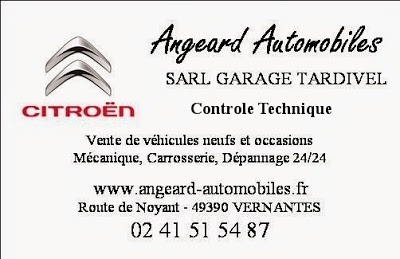 Angeard Automobiles