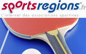 Sportsregions.fr - Tennis de Table
